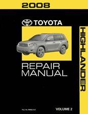 manuals literature in type terminal ebay rh ebay com toyota highlander 2003 user manual toyota highlander 2003 user manual