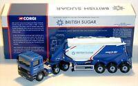 ERF EC Feldbinder Tanker British Sugar, Corgi, 1:50