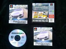 JEU Sony PLAYSTATION PS1 PS2 NEED FOR SPEED PORSCHE 2000 (complet, envoi suivi)