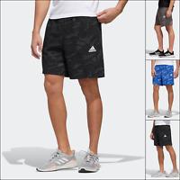 Adidas Mens shorts ESSENTIALS ALLOVER PRINT SHORTS Training Original Short Pants