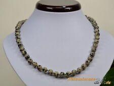 Behandelte Echtschmuck mit Jaspis-Halsketten aus