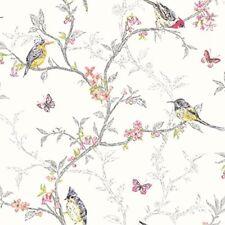 Holden Decor Phoebe White Wallpaper 98080 Papier peint