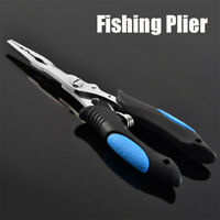 Tool Stainless Steel Scissor Hook Removers Fishing Pliers Bait Line Cutter