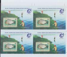 2009.304 ANT. (LG1569) 2009 MNH PROOF. FEDERACION DEPORTIVA DE PESCA, FISHING, F