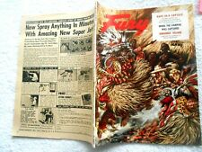 FURY Magazine-MAY,1956-RAPE IN A CAPSULE
