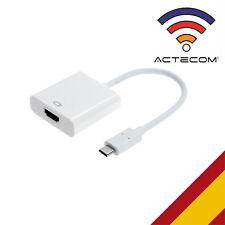CABLE USB TIPO C A HDMI PARA MACBOOK 1080P ADAPTADOR CROMEBOOK T5P7 SAMSUNG