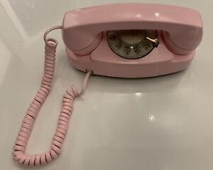 Vintage Bell South Western Electric Bubblegum Candy Pink Princess Telephone