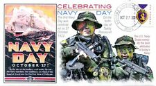 "COVERSCAPE computer designed ""Navy Day"" 2015 event cover"