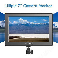 "Lilliput A7 7"" 1920x1200 HDMI FULL HD 1080P Video Field Monitor For 4K Camera"