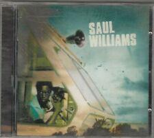 SAUL WILLIAMS - same CD