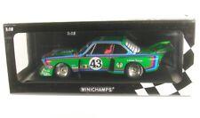 BMW 3.5 CSL No.43 24h LeMans 1976 (Quester - Krebs - Peltier) 1:18 Minichamps