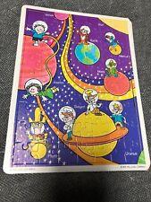 Vintage Kellogg's 1978 Puzzle - Toucan Sam Tony Tiger Smacks Cereal premium