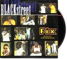 Blackstreet with Ol' Dirty Bastard & Slash - Fix - CDS - 1997 - RnB 2TR Card