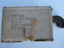 Hydraulic Crimper die Cembre BICC Burndy UN70C 70mm  Nest die