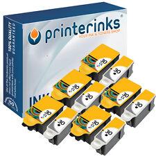 10 30XL Black & Colour (8039745) Compatible Printer Ink for Kodak ESP C100 C310