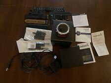 Garmin D2 Bravo Watch Pilot Aviation GPS - MINT - Large Lot Of Bands & Chargers