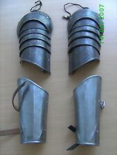 Armschutz Plattenrüstung 13.-15. Jahrhundert Rollenspiel