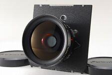 【Near Mint】 Fujifilm Fujinon SWD 75mm f/5.6 Lens Copal.1 4x5 from Japan #87