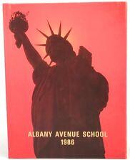 1986 Albany Avenue School Yearbook North Massapequa, LI, NY