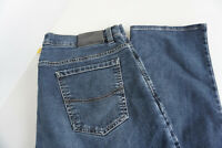 Engbers Hudson Damen Jeans high waist stretch Hose 38/32 W38 L32 blau TOP AD24