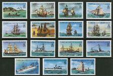 Turks & Caicos Islands  1983 Scott # 578-592   Mint Never Hinged Set