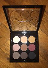 Mac Eye Shadow X 9 Semi-Sweet Times Nine Eyeshadow Palette New In Box
