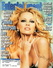 Entertainment Weekly Magazine #530 March 10, 2000 Pamela Anderson Lee In V.I.P.