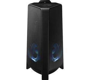 SAMSUNG MX-T50/XU Bluetooth Megasound Party Speaker - Black - Currys