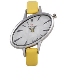 XENLEX  High Quality Unique Designer Analog Ladies watch ( YELLOW)