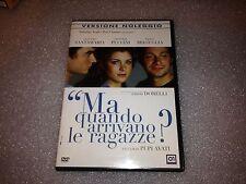 Ma quando arrivano le ragazze? (2005) DVD - ex noleggio