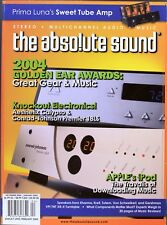 the absolute sound (tas), Issue 151 (December 2004 / January 2005)