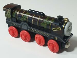 Thomas Wooden Railway Hiro Lost And Found train (compatible with brio big jigs)
