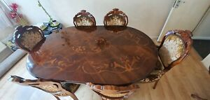 Italian Dining Table (No Chairs)