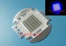 50W Royal Blue 450nm High Power Bright LED Lamp bead Light for Aquarium DIY 1pcs