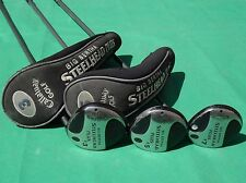 Callaway Big Bertha Steelhead PLUS Fairway Set -- 3,5,7 legno -- REG Grafite