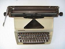 Vintage Poland typewriter Łucznik 1303