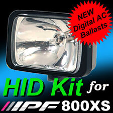 IPF 800XS Spot Driving Light H9 4300K Internal HID Kit