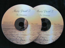 """2 Alanon CDs * Mary Pearl *  """"A Study Of The Promises"""""""