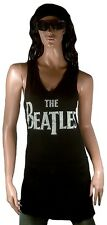 Amplified officiel The Beatles Rock star VIP Débardeur MINI ROBE M/L 40