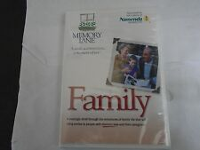 Memory Lane FAMILY (DVD) Memory Loss / support NEW