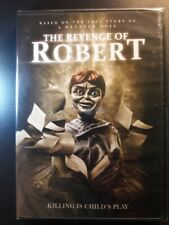 """""""THE REVENGE OF ROBERT"""" on DVD (NEW!) Based on a True Story... will creep u out!"""