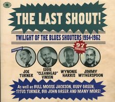 Paul Jackson - Last Shout