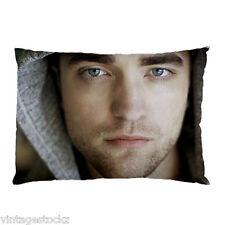Twilight Saga Edward Cullen Robert Pattinson Large Polyester Pillow Cases Cover