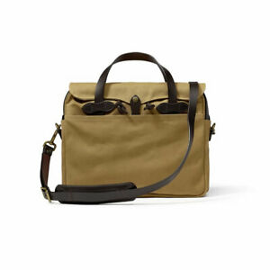 Filson Original Briefcase Tan 110-70256