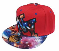 BASECAP Baseball SNAP BACK CAP Rot Multicolor New York Fittet Unisex NY N6