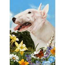 Summer Garden Flag - Bull Terrier 180991