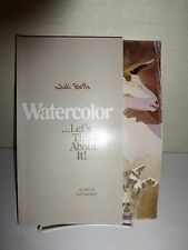 Watercolor Let's Think About It Judi Betts (1984) Sc 2nd Ed. B130