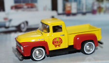 1956 56 ford pickup truck 1/64 SCALE SHELL GAS OIL GREENLIGHT limited diecast