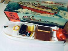 canot bateau plastique PHILIPS & RAY-O-VAC  modèle SEA MASTER