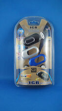 1GB MP3 Player C2 Tech With All Accessoris - bundle -New With Headphones